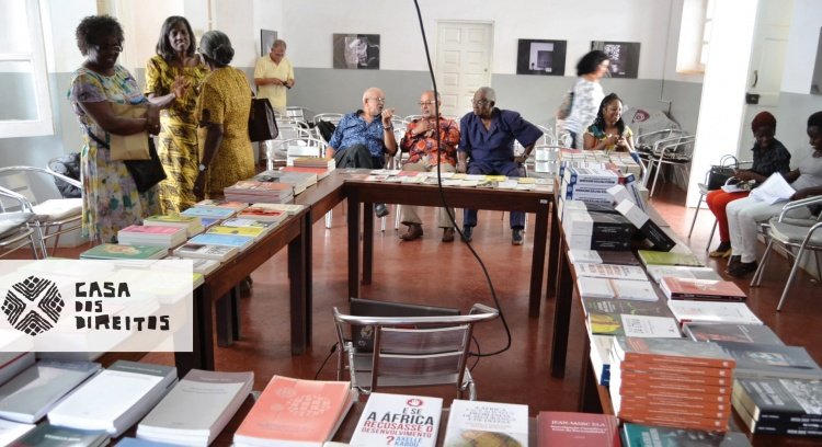 Book Fair | House of Rights in Guinea-Bissau