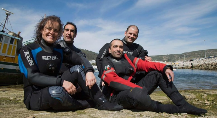 Support for the Portuguese Underwater Photography Team