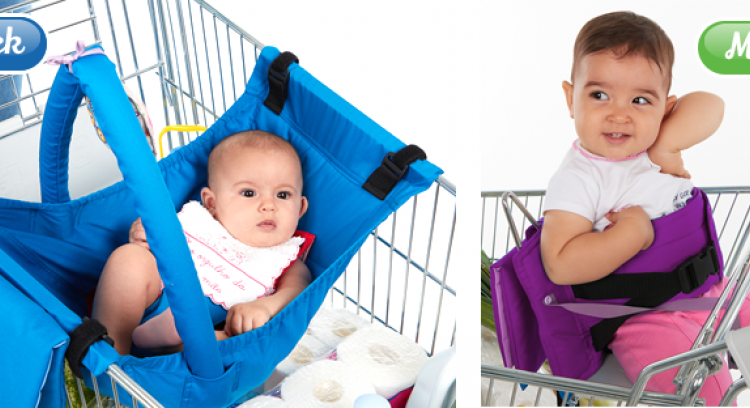 Super mães! Produtos inovadores para bebés.