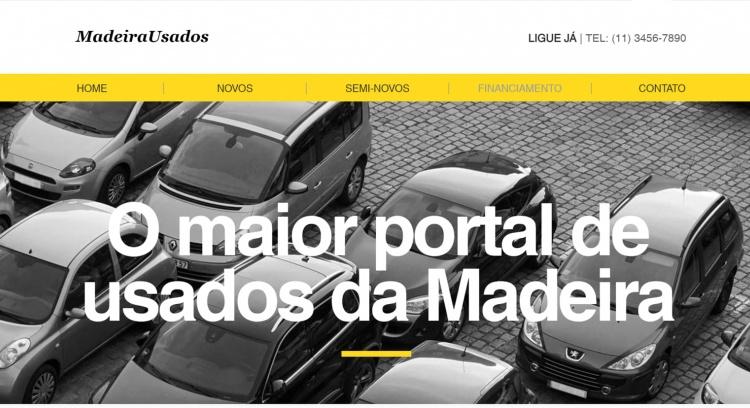 WEBSITE - MadeiraUsados