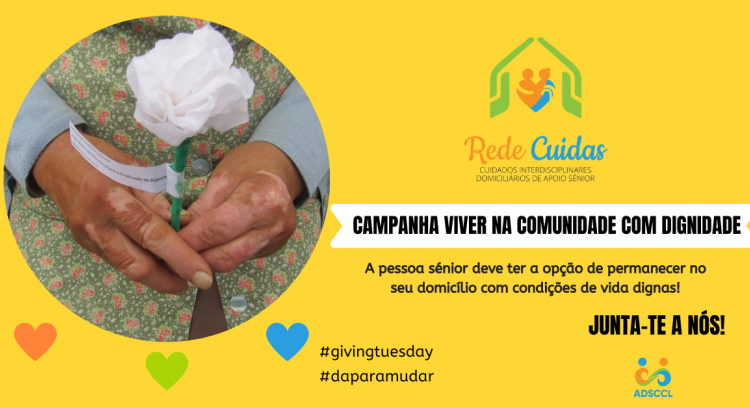 Rede Cuidas - Living in the Community with Dignity