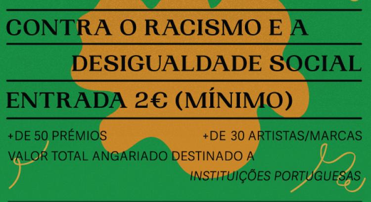 Contra o Racismo e a Desigualdade Social em Portugal