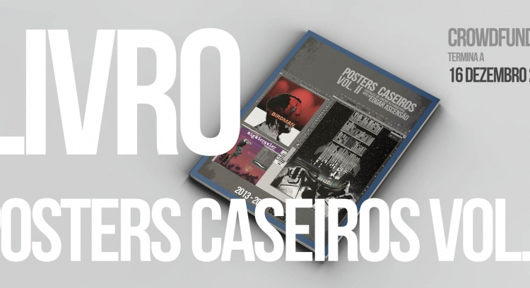 """Book """"Alternative Movie Posters Vol.2, by Edgar Ascensão"""""""