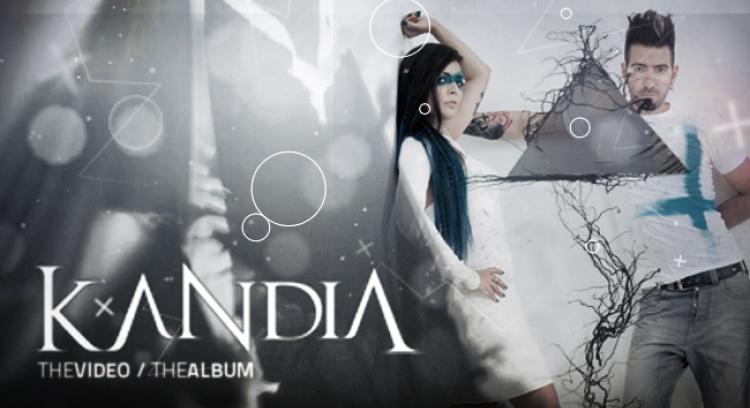 KANDIA - The Video, The Album