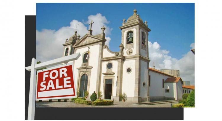 Let's buy a Church! - GOD is a DJ