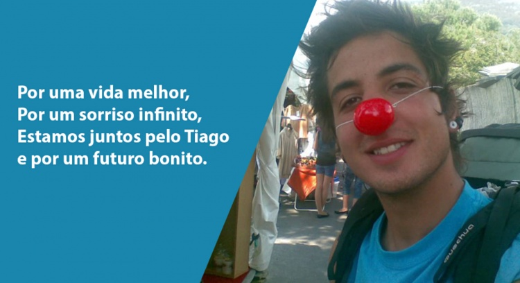Together with Tiago - For a better Life.