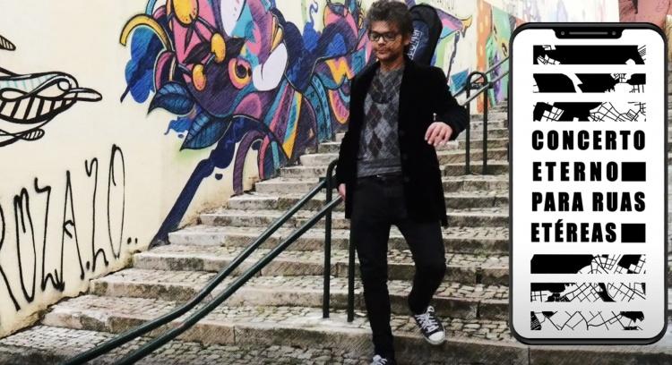 Passeio Higiênico Musical - APP: Concerto Eterno Para Ruas Etéreas