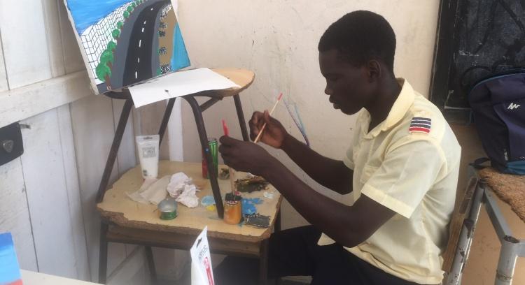 Melhorar o ensino público das Artes Visuais em São Tomé e Príncipe