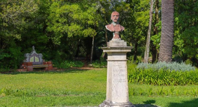 """Let´s go restore the """"Jardim da Rainha""""?"""