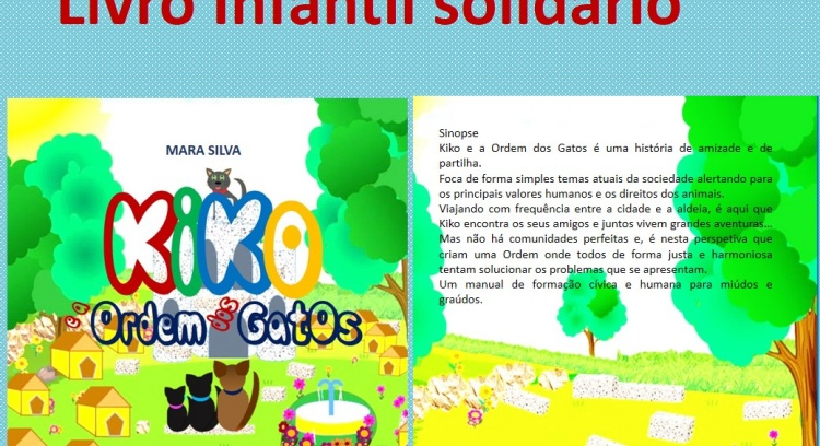 Solidary Book Kiko and the Order of Cats