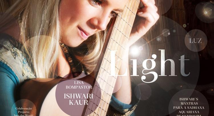 Cd Light (Luz) - Ishwari´s Mantras para a Sadhana Aquariana de Kundalini Yoga