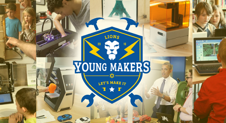 Lions Young Makers 2016