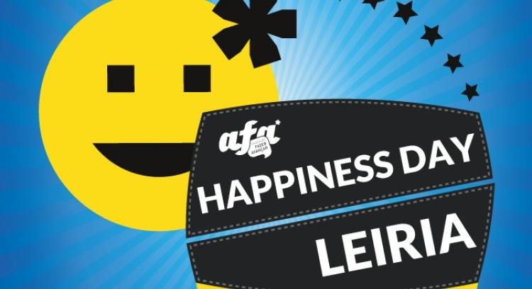 Leiria Happiness Day - Dia da Felicidade