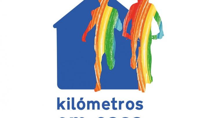 Kilometros em Casa