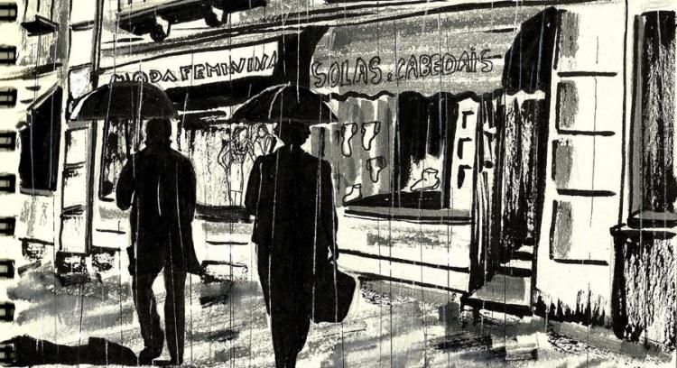 Torne possível o nosso livro com os Urban Sketchers