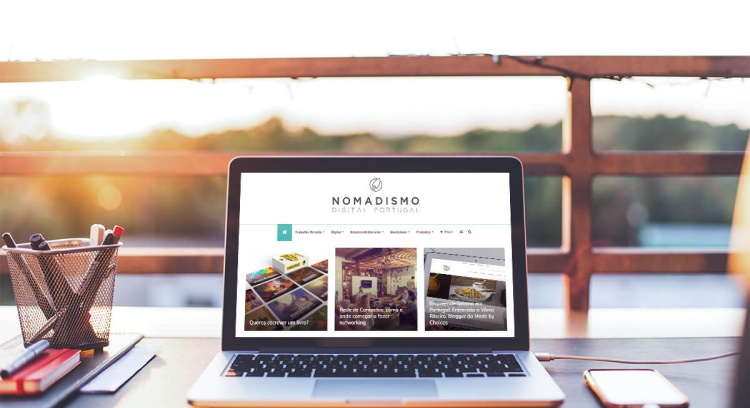Nomadismo Digital Portugal - Website about Remote Work
