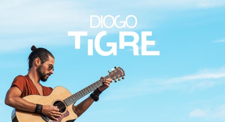 DiOGO TiGRE - lançamento do primeiro disco