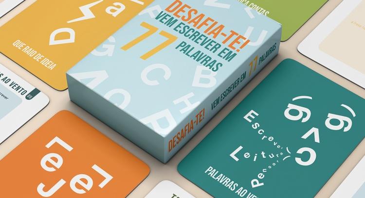 Desafia-te em 77 palavras! O jogo que vai por os pequenos a escrever com gosto