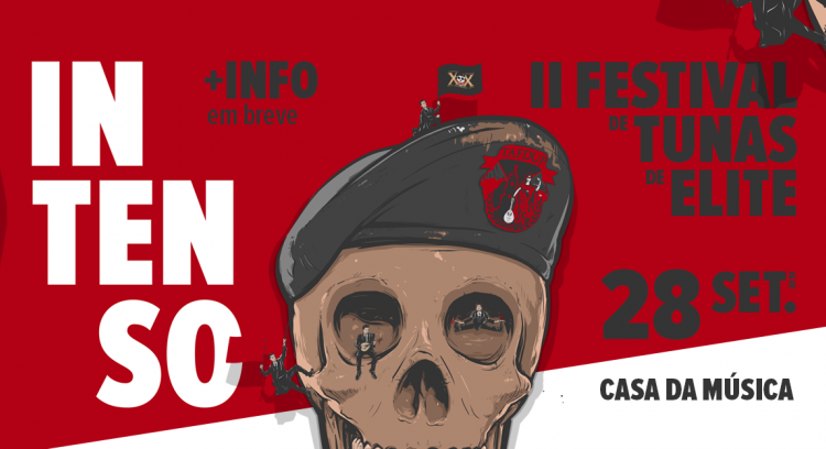 Intenso - II Festival de Tunas de Elite (Crowdfunding - TAFDUP)