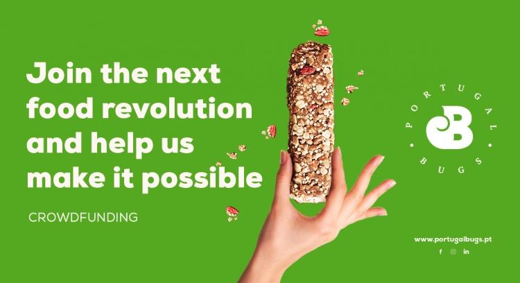 Portugal Bugs - Soluções alimentares sustentáveis a partir de insetos!