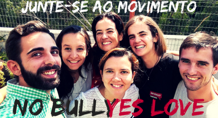 No Bully Yes Love in Portuguese schools