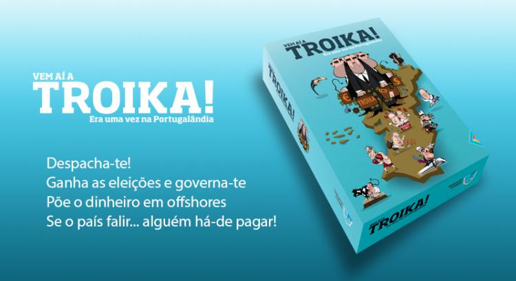 Vem aí a Troika!