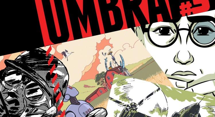 UMBRA #3 - Antologia de Banda Desenhada