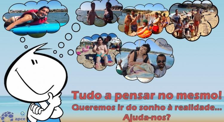 Évora's Cerebral Palsy Association (APCE) Summer Camp