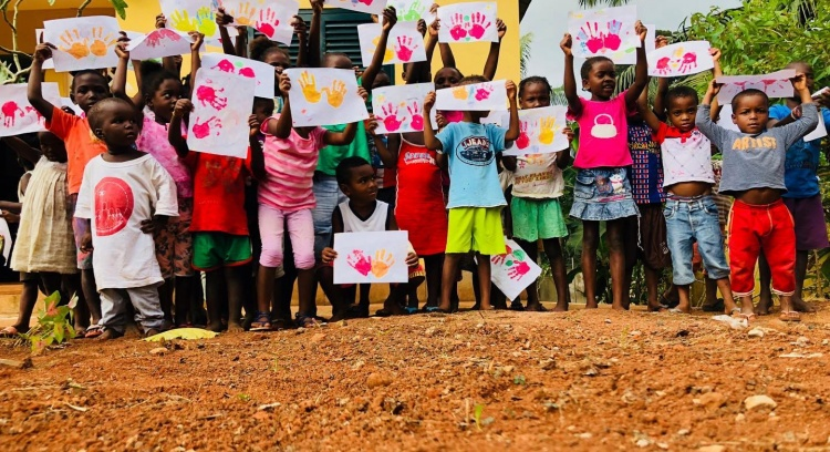 Help us create a kindergarten in Principe Island