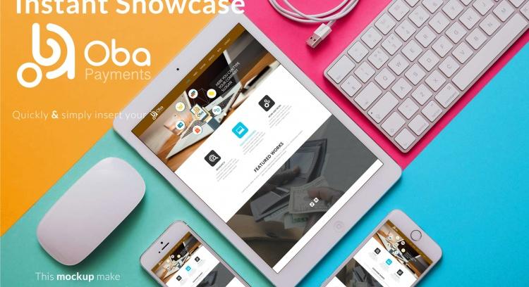 Oba Pay - Mobile Payment Plataform