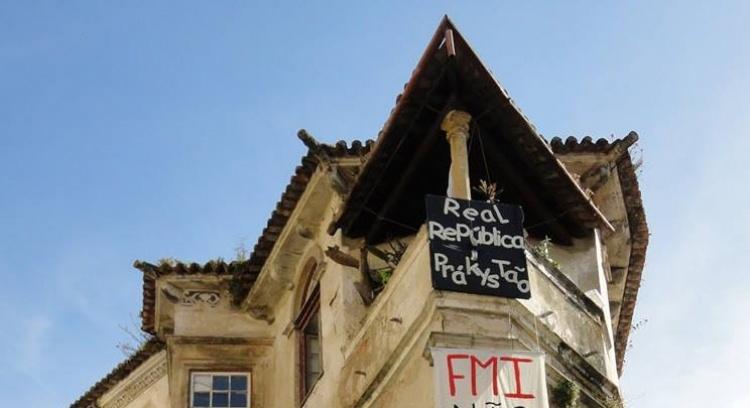 Salvação da Casa da Nau - Real República Prá-Kys-Tão