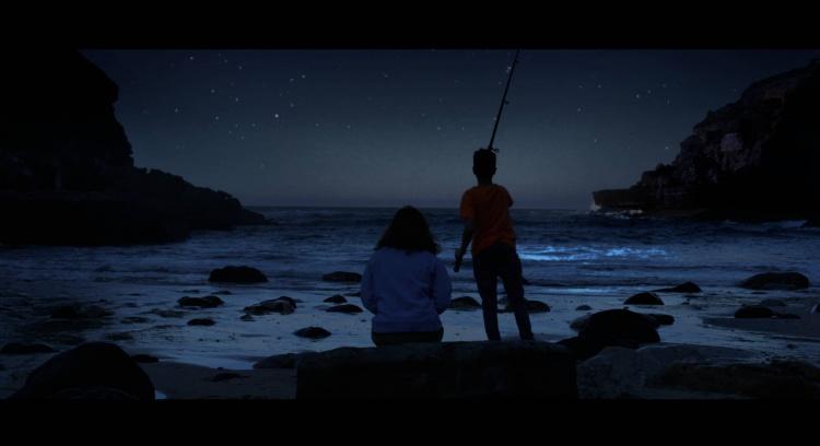 Ouro sobre Azul - curta-metragem