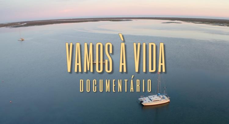 """Documentário """"Vamos à Vida """" - Sobre os Pescadores da Ilha da Culatra"""