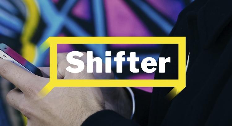 Shifter – valoriza o teu clique