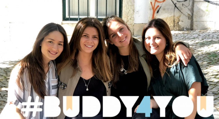 #buddy4you @Global Social Innovation Challenge, 23rd of June in San Diego, California