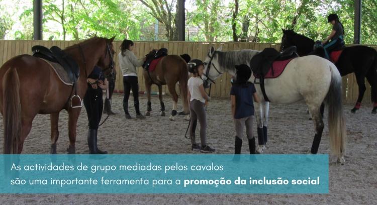 Inclusive Equestrian Activities