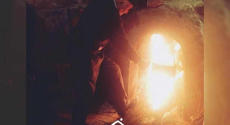 O inverno chegou à Ima, ajuda o LAR a aquecer-se!